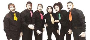 mime team